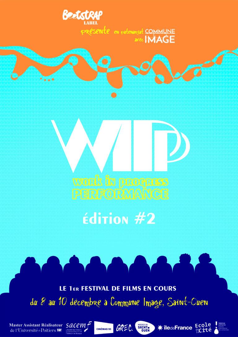 affiche du wipp - WIPP #2