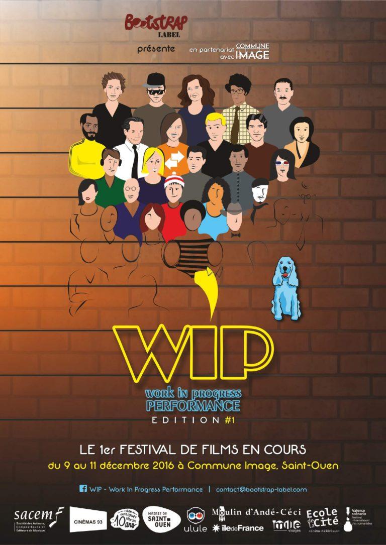 affiche du wipp - WIPP #1