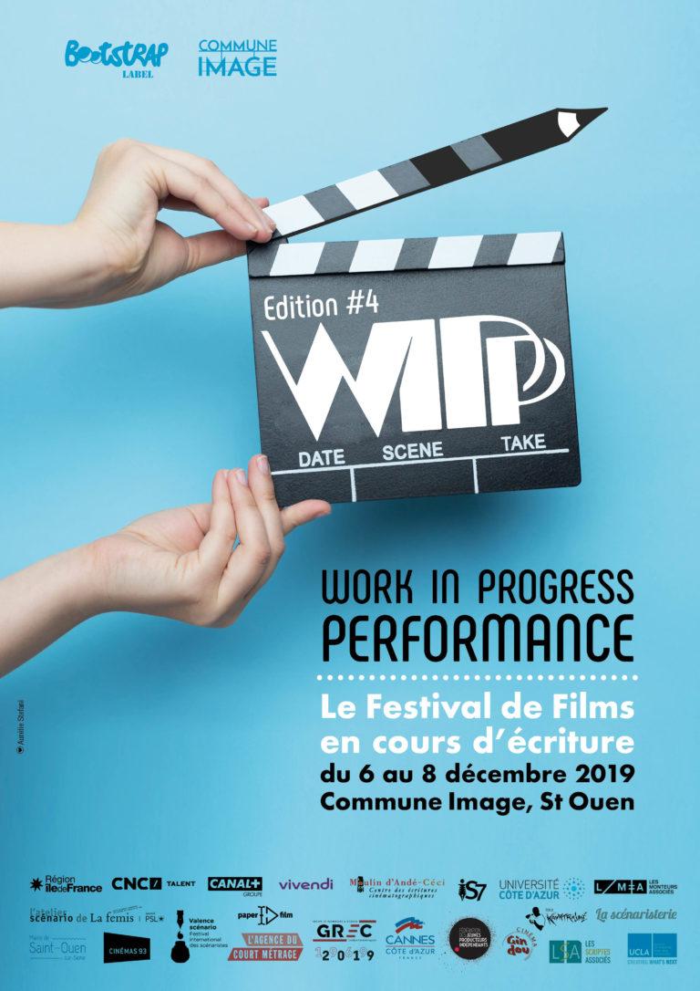 affiche du wipp - WIPP #4