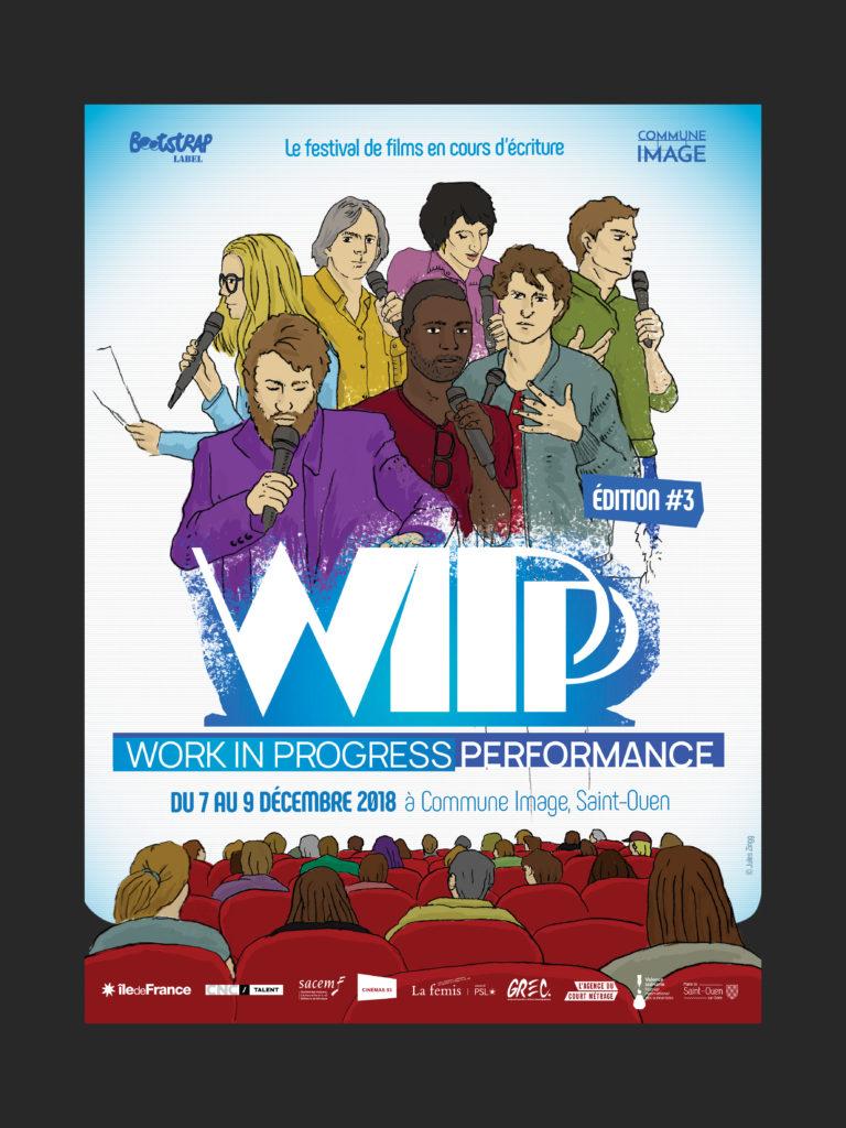 affiche du wipp - WIPP #3